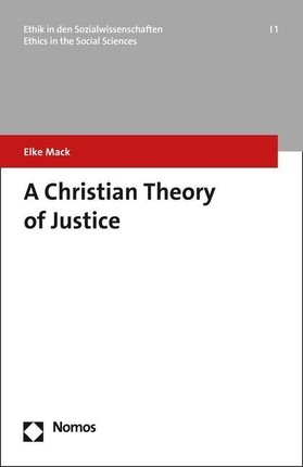 A Christian Theory of Justice