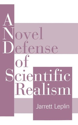 A Novel Defense of Scientific Realism