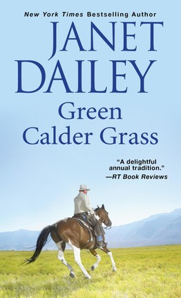 Green Calder Grass