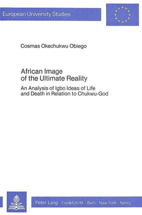 African Image of the Ultimate Reality