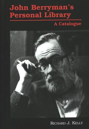 John Berryman's Personal Library