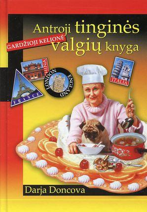 Antroji tinginės valgių knyga
