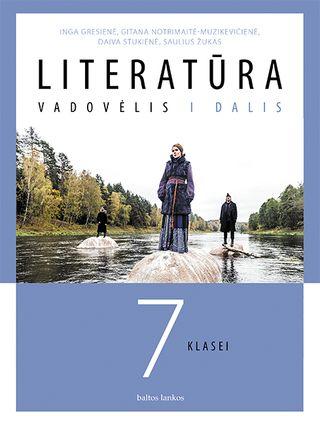Literatūra. Vadovėlis 7 kl. 1 dalis