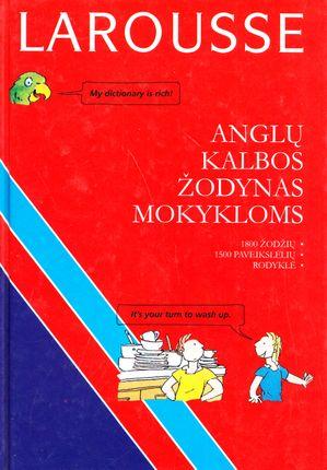 Anglų kalbos žodynas mokykloms