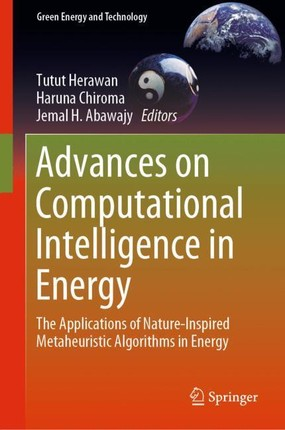Advances on Computational Intelligence in Energy