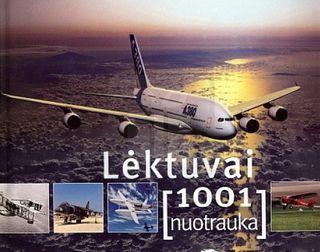 Lėktuvai. 1001 nuotrauka