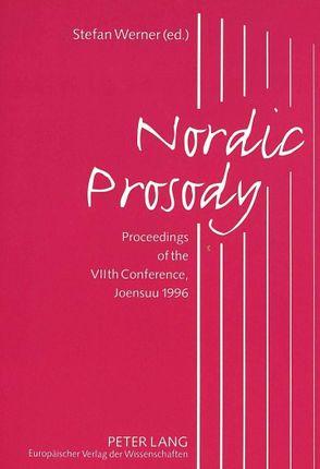 Nordic Prosody