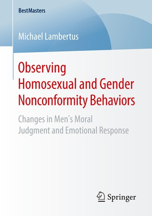 Observing Homosexual and Gender Nonconformity Behaviors