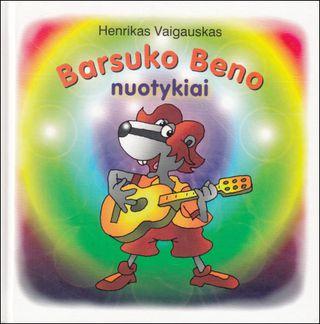 Barsuko Beno nuotykiai