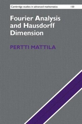 Fourier Analysis and Hausdorff Dimension