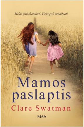MAMOS PASLAPTIS: dramatiška istorija apie šeimą, meilę, sielvartą ir melą
