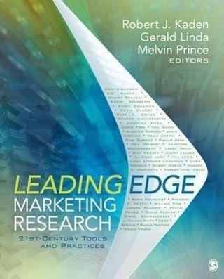 Leading Edge Marketing Research