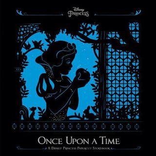Disney Princess Lasercut Storybook
