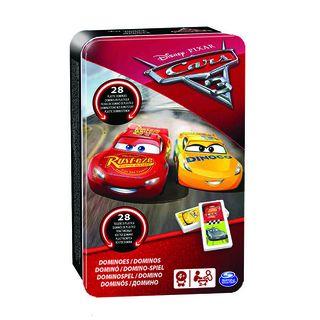 CARDINAL GAMES domino metalinėje dėž. Cars3, 6035600