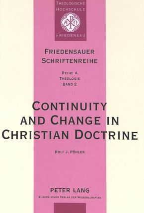 Continuity and Change in Christian Doctrine