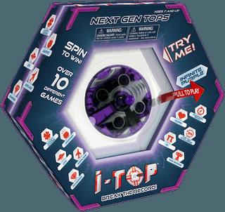 I-TOP suktukas su trimis skirtingais žaidimo tipais ir specialiomis fukcijomis, 85291.024