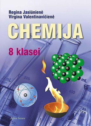 Chemija. Vadovėlis VIII klasei