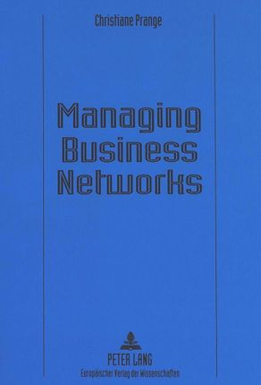 Managing Business Networks