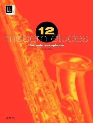 12 Modern Etudes
