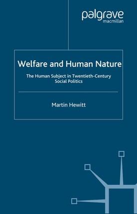 Welfare and Human Nature