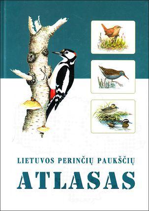 Lietuvos perinčių paukščių atlasas