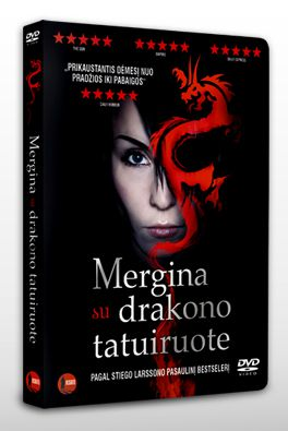 Dvd mergina su drakono tatuiruote 5 79 for Imdb the girl with the dragon tattoo