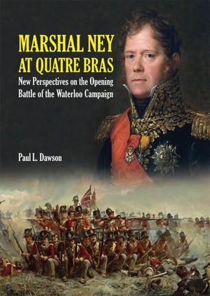 Marshal Ney At Quatre Bras