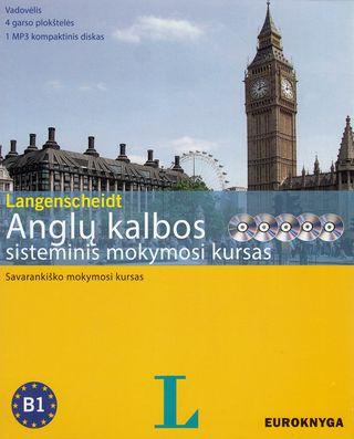 Anglų kalbos sisteminis mokymosi kursas