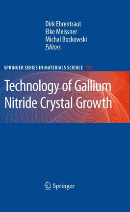 Technology of Gallium Nitride Crystal Growth