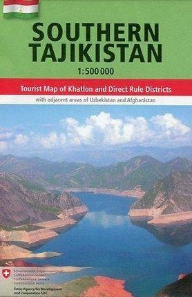Southern Tajikistan 1 : 500 000