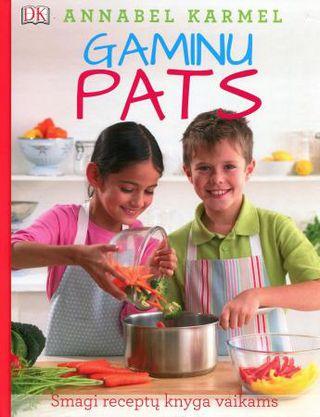 Gaminu pats. Smagi receptų knyga vaikams