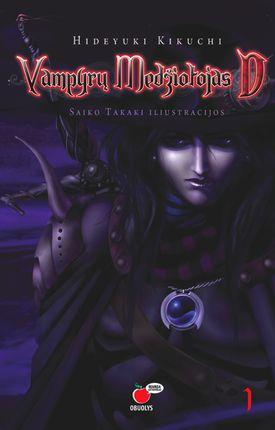 Vampyrų medžiotojas D (MANGA lietuviškai!)