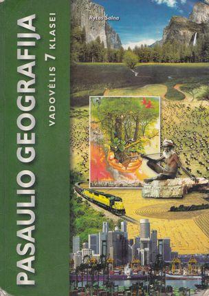 Pasaulio geografija. Vadovėlis 7 klasei