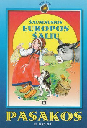 Šauniausios Europos šalių pasakos II knyga