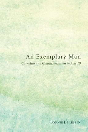 An Exemplary Man