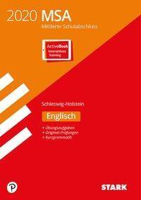 Original-Prüfungen und Training MSA 2020 - Englisch - Schleswig-Holstein
