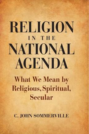 Religion in the National Agenda