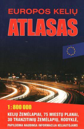 Europos kelių atlasas
