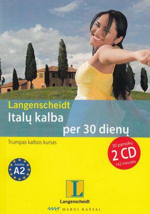 Italų kalba per 30 dienų (+2CD)