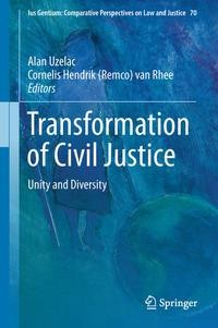 Transformation of Civil Justice