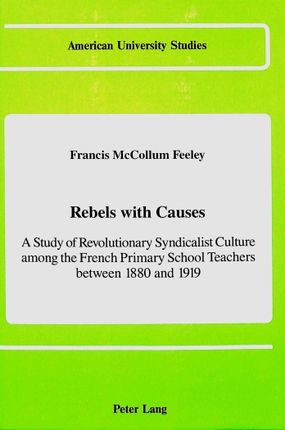 Rebels with Causes
