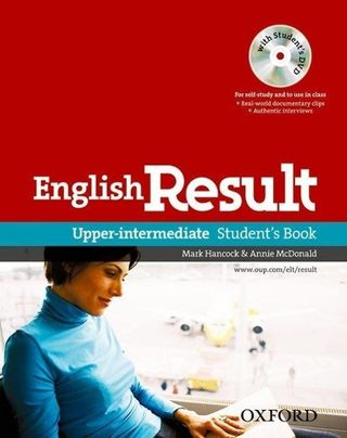 English Result. Upper-Intermediate. Student's Book with DVD-ROM