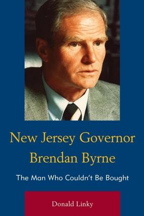 New Jersey Governor Brendan Byrne