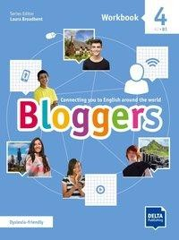 Bloggers 4. Workbook + Delta Augmented + Online Extras