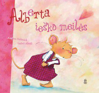 Alberta ieško meilės