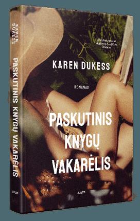 PASKUTINIS KNYGŲ VAKARĖLIS. Knygų leidybos užkulisiai, bohemiškas menininkų gyvenimas, meilės trikampiai (beveik keturkampiai) ir jaunos merginos brandos istorija telpa viename vasariškame romane