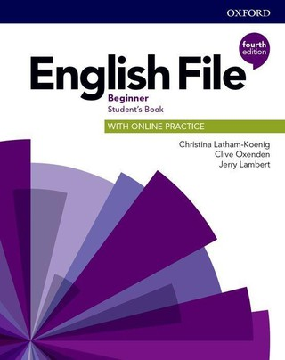 English File: Beginner. Student's Book with Online Practice