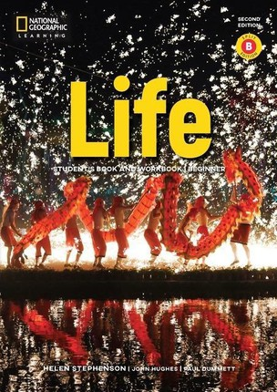 Life - Second Edition A0/A1.1 Beginner - Student's Book and Workbook (Combo Split Edition B) + Audio-CD + App