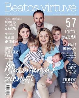 Beatos virtuvė. Žurnalas. Žiema Nr. 20 (2019)