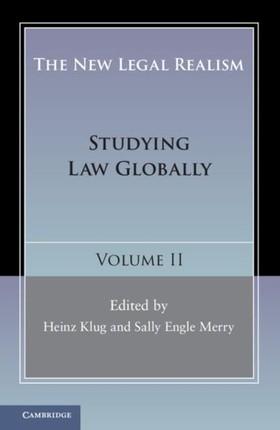 New Legal Realism: Volume 2